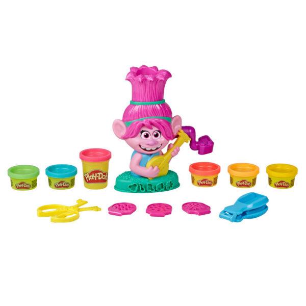Poppy Trolls Play-Doh