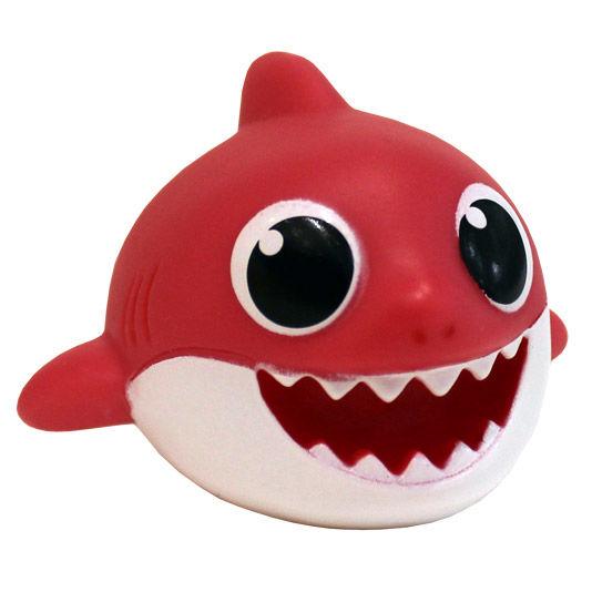 Pack 3 figuras de baño Baby Shark