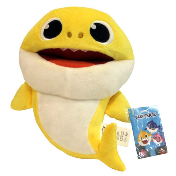 Marioneta cantarina Baby Shark (surtido)