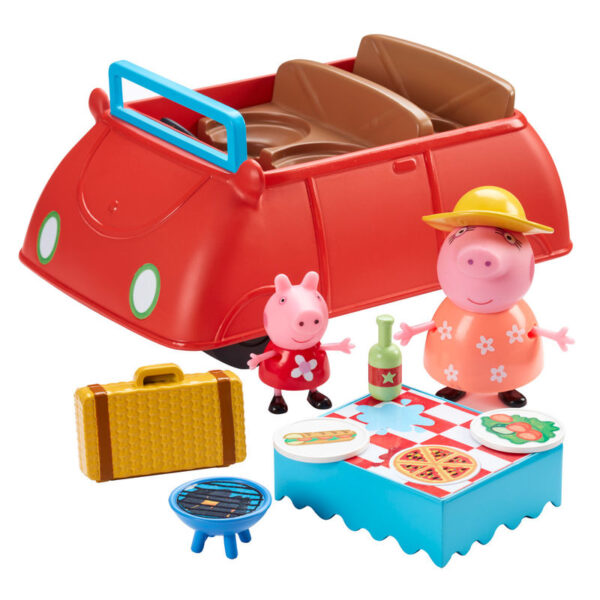 Coche Peppa Pig deluxe
