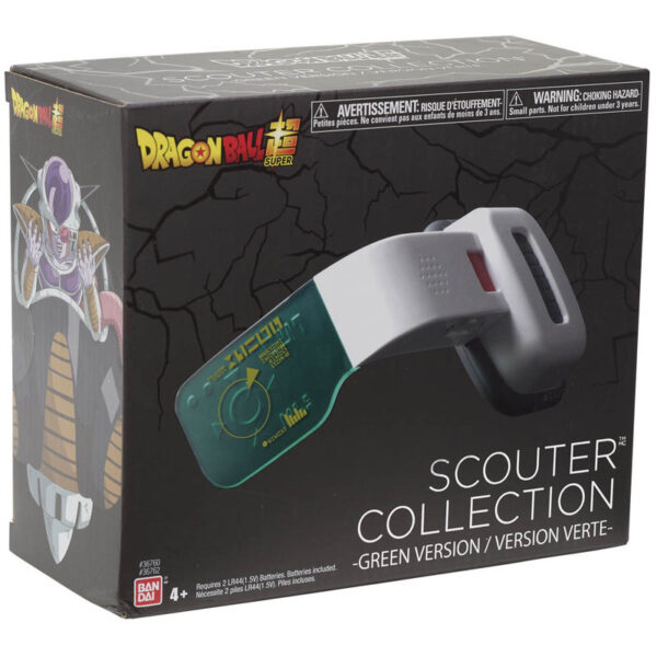 Scouter Deluxe – Dragon Ball Super (Pack)