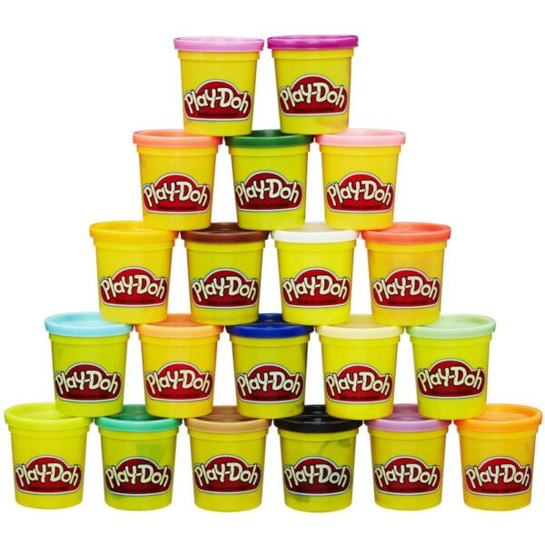 Pack 20 botes Play-Doh