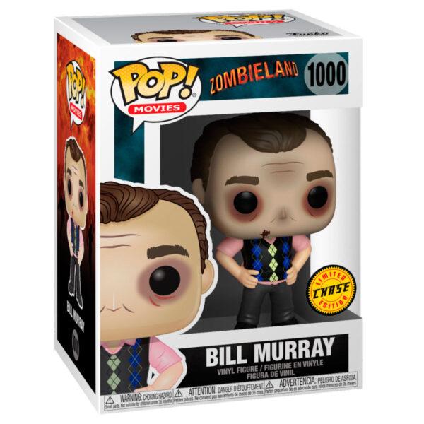 Funko POP Zombieland Bill Murray Chase