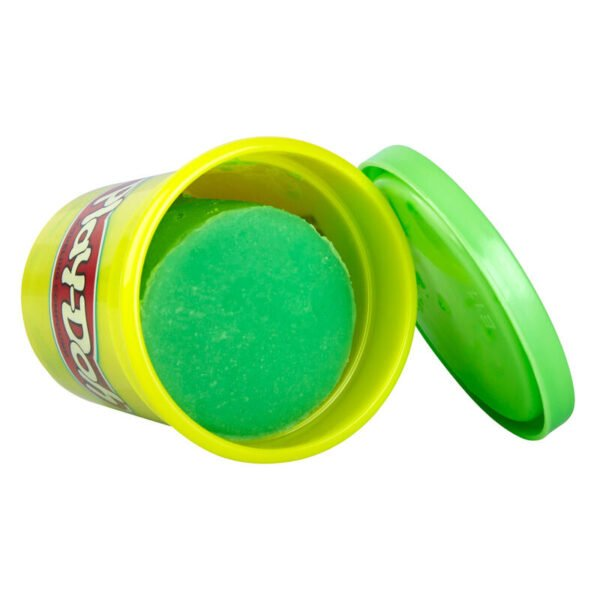 Pack 12 botes Play-Doh Verde