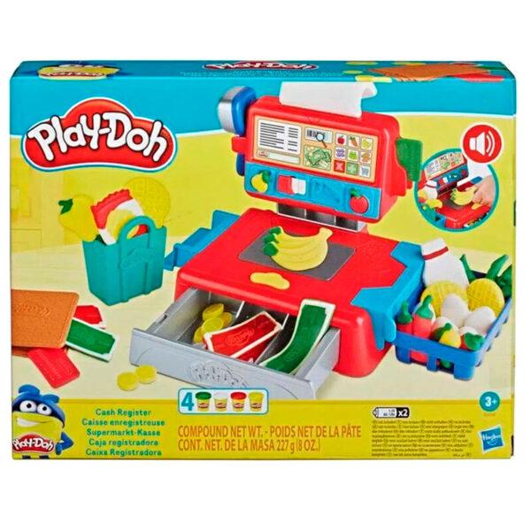 Caja Registradora Play-Doh