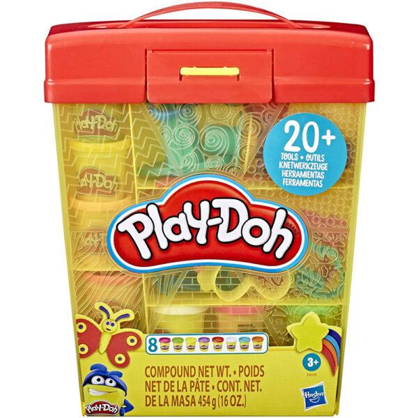 Maletin herramientas Play-Doh