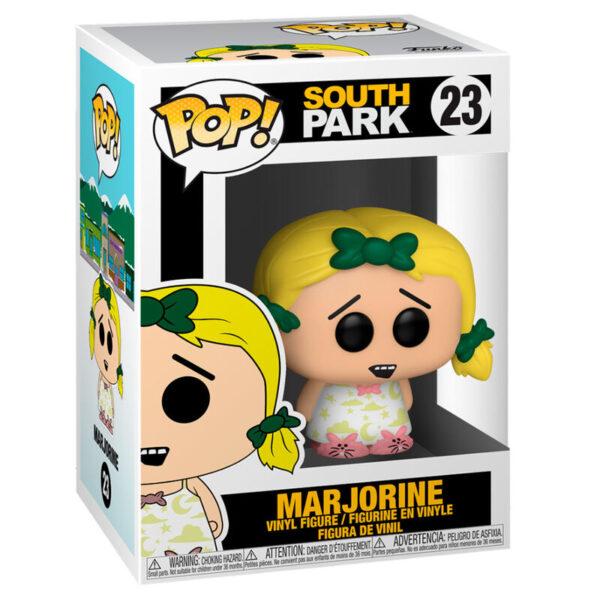 Funko POP South Park Butters as Marjorine