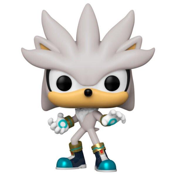 Funko POP Sonic 30th Anniversary Silver the Hedgehog