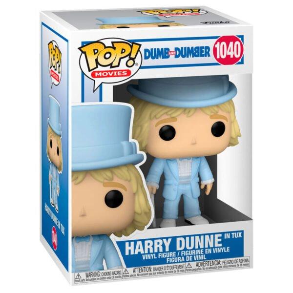 Funko POP Dos Tontos Muy Tontos Harry In Tux