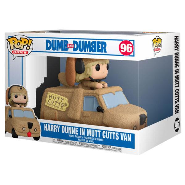 Funko POP Dos Tontos Muy Tontos Harry with Mutt Cutts Van