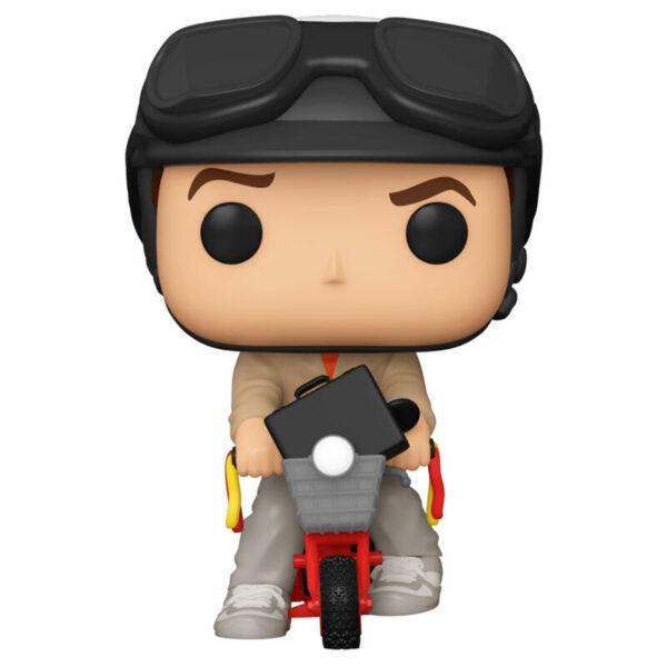 Funko POP Dos Tontos Muy Tontos Lloyd with Bicycle