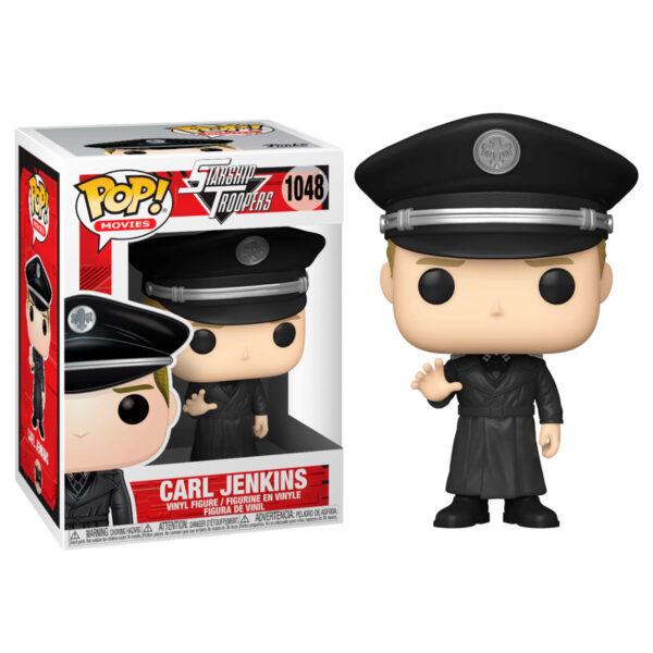 Funko POP Starship Troopers Carl Jenkins