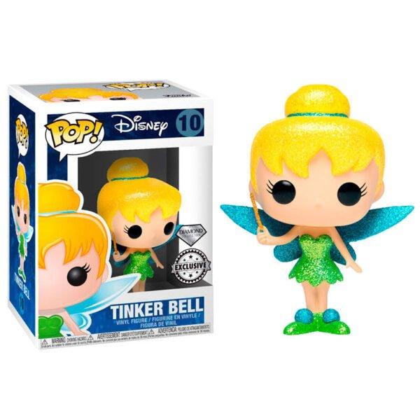 Funko POP Disney Tinker Bell Glitter Exclusivo