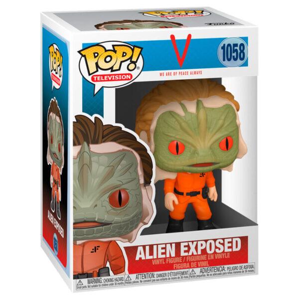 Funko POP V TV Show Exposed Alien