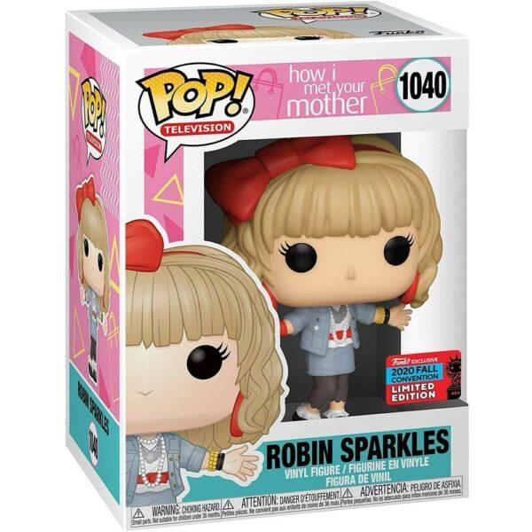 Funko POP How I Met Your Mother Robin Sparkles Exclusivo