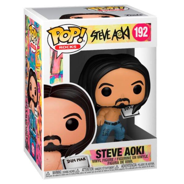 Funko POP Steve Aoki with Cake
