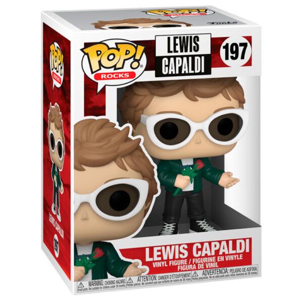 Funko POP Lewis Capaldi