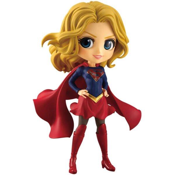 Supergirl DC Comics Q Posket A 14cm