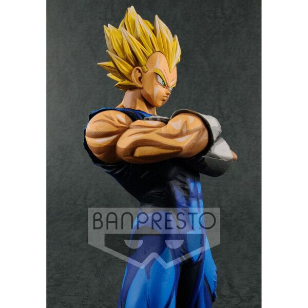 Grandista Super Saiyan Vegeta Dragon Ball Z 34cm