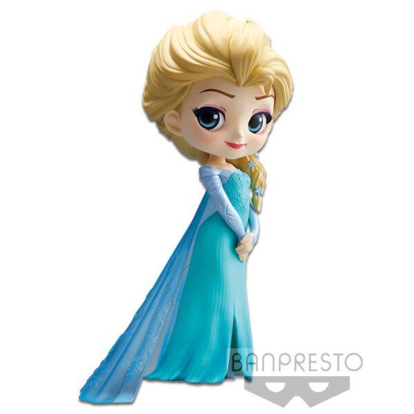 Elsa Frozen Disney Characters Q Posket 14cm