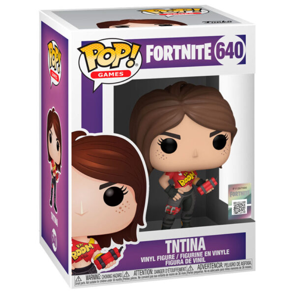 Funko POP Fortnite TNTina