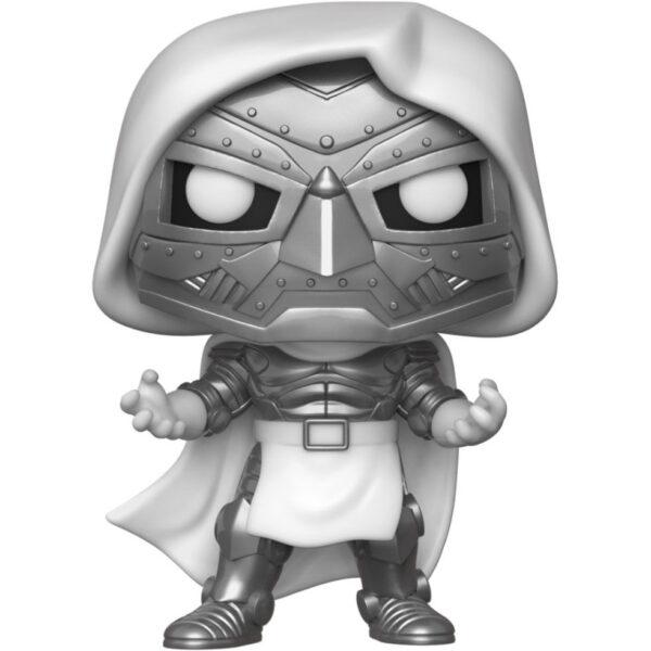 Funko POP Marvel Los 4 Fantasticos Doctor Doom Exclusivo