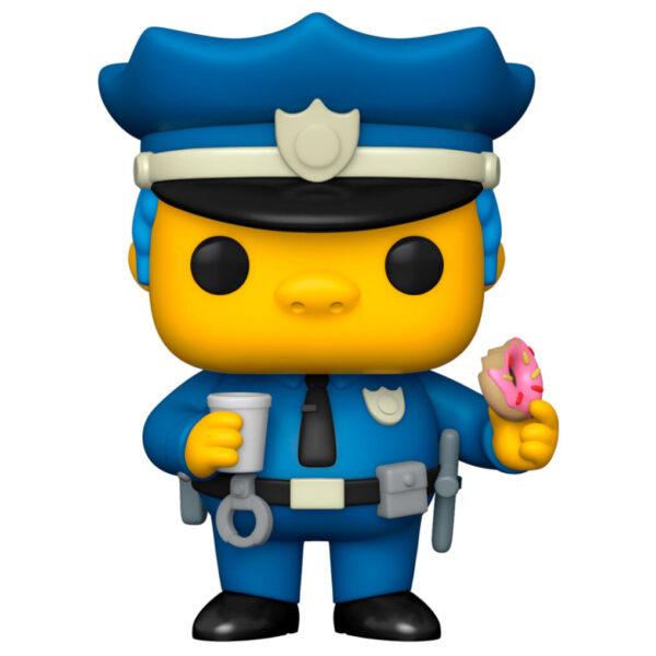 Funko POP Simpsons Chief Wiggum