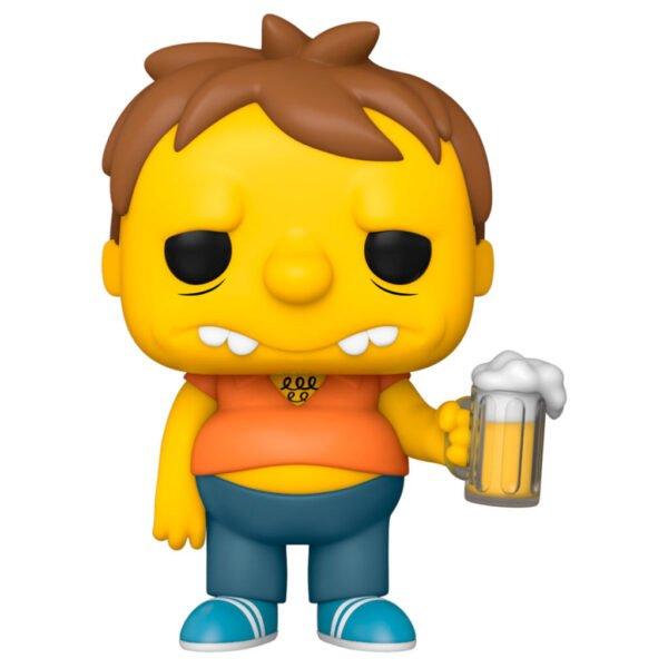 Funko POP Simpsons Barney