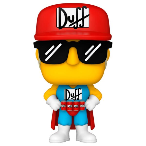 Funko POP Simpsons Duffman