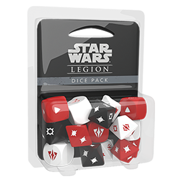 Set de dados para Star Wars: Legión