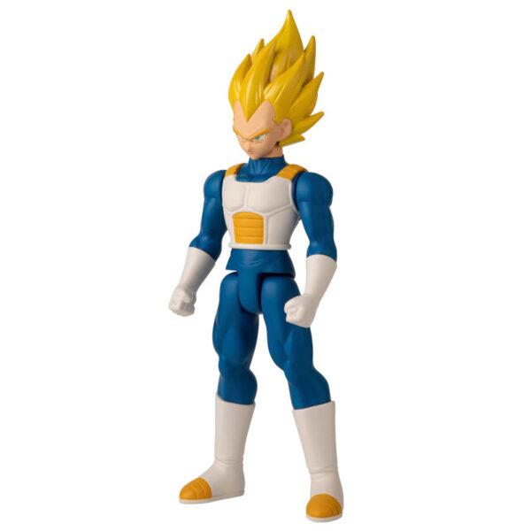 Figura Vegeta Super Saiyan Limit Breaker Series Dragon Ball Super