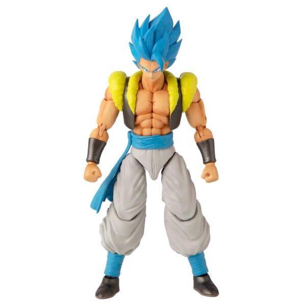 Figura deluxe Super Saiyan Blue Gogeta Dragon Ball Super