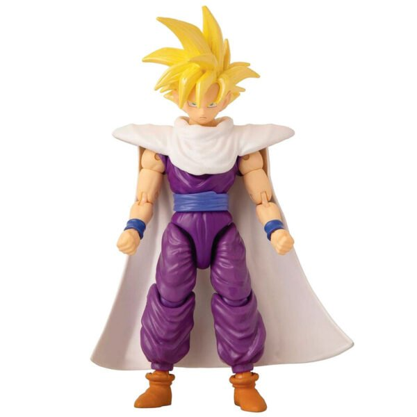 Figura deluxe Super Saiyan Gohan Dragon Ball Super