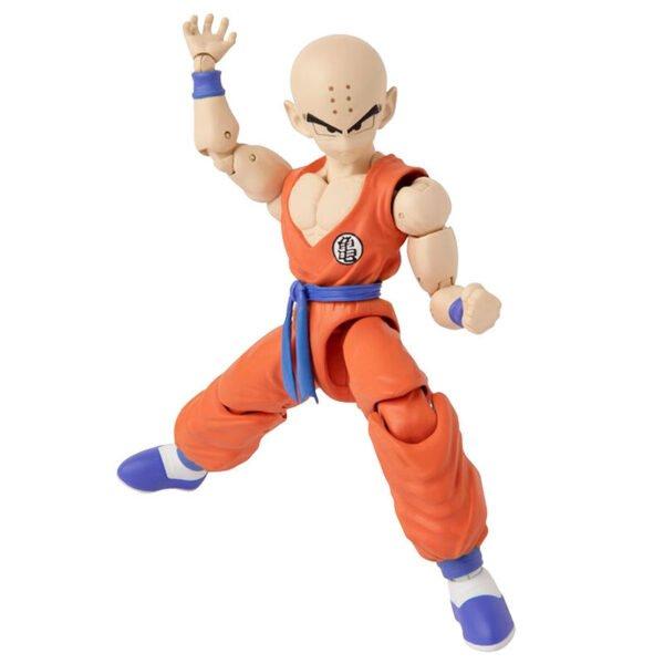 Figura deluxe Krillin Dragon Ball Super