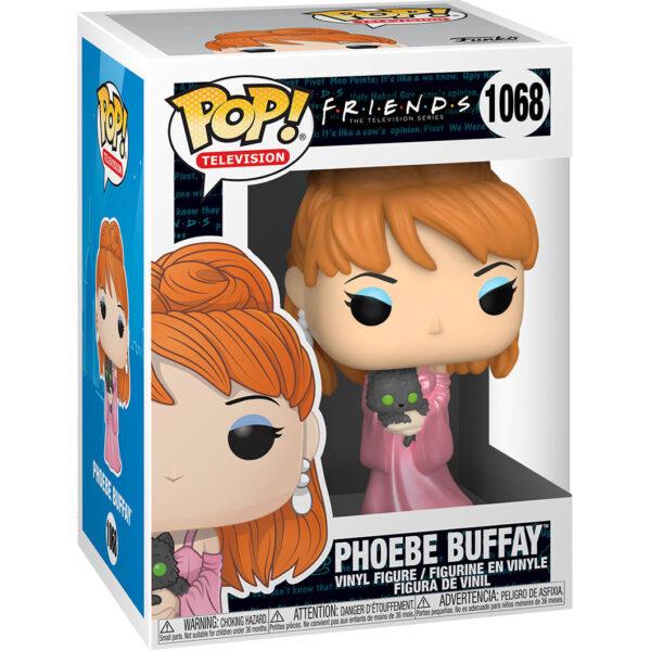 Funko POP Friends Music Video Phoebe