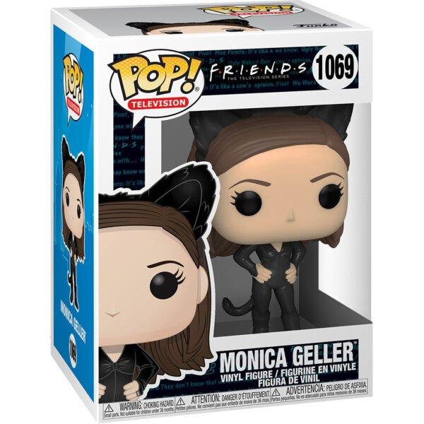 Funko POP Friends Monica as Catwoman