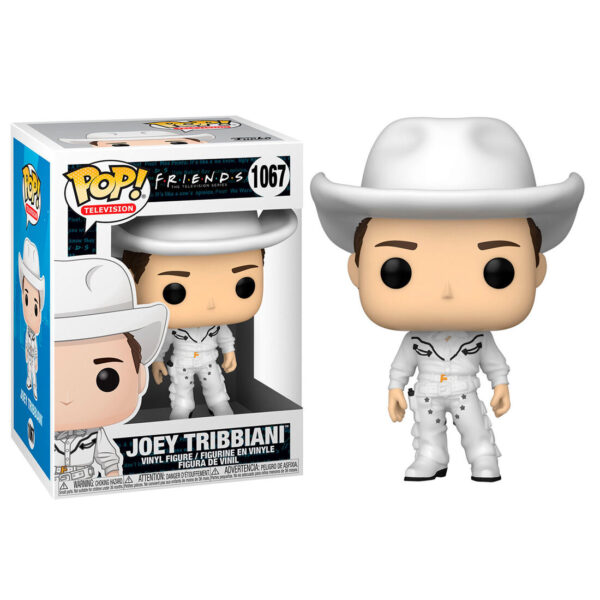 Funko POP Friends Cowboy Joey