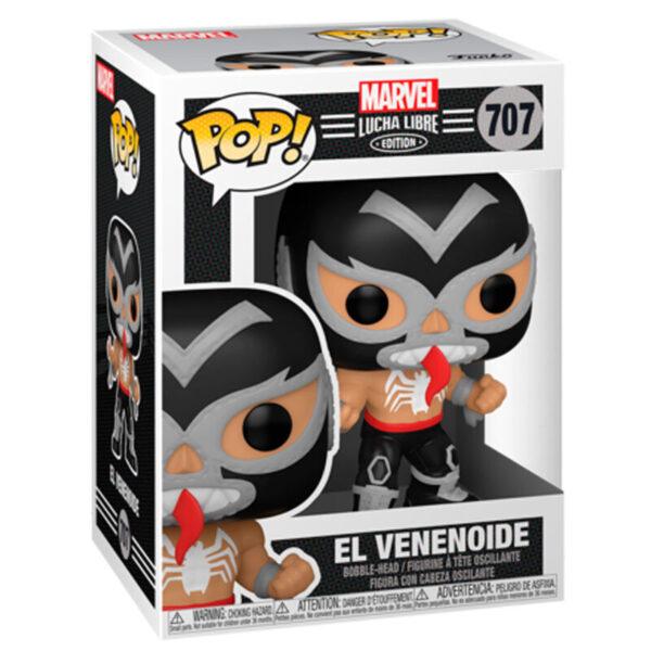 Funko POP Marvel Luchadores Venom El Venenoide