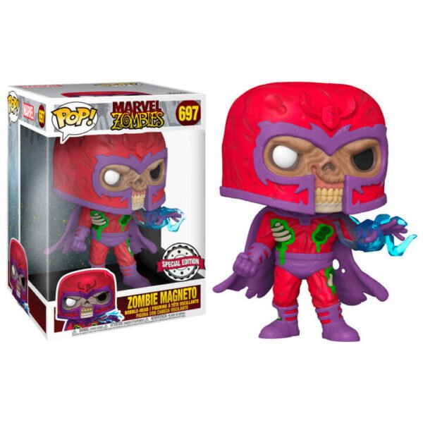 Funko POP Marvel Zombies Magneto 25cm