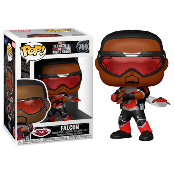 Funko POP Falcon - The Falcon and the Winter Soldier