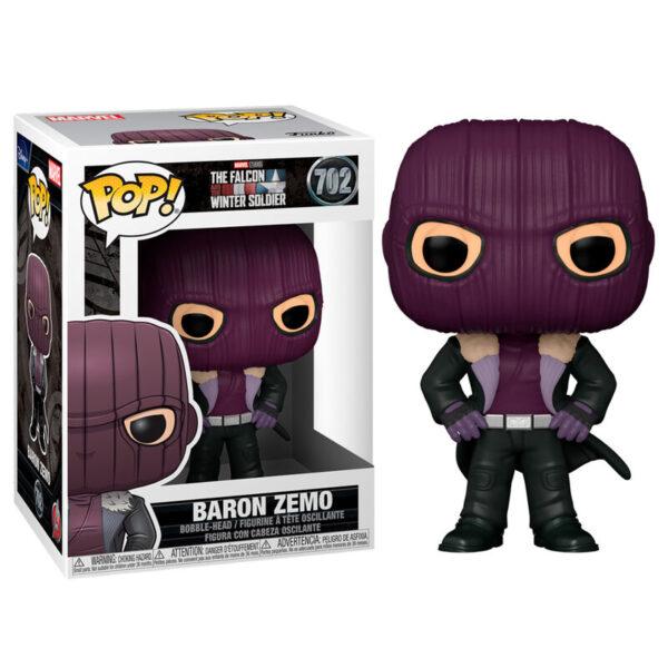 Funko POP Baron Zemo - The Falcon and the Winter Soldier