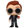 Funko POP Good Omens Crowley with Apple