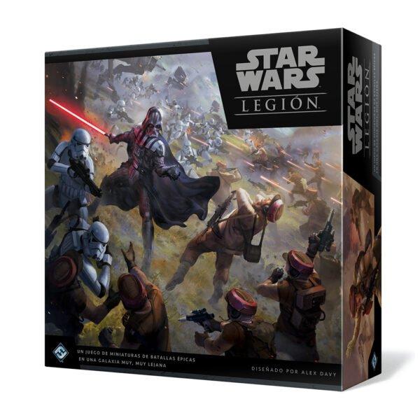 Star Wars: Legión (caja básica)