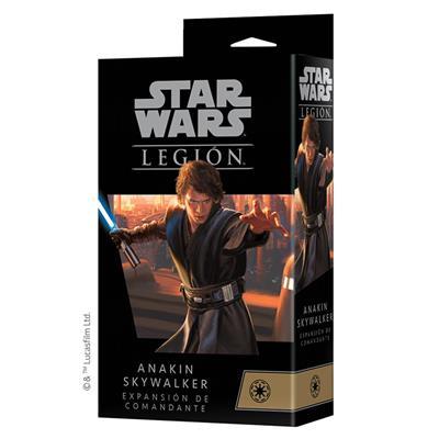 Anakin Skywalker – Expansión de comandante