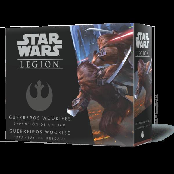 Guerreros Wookiees – Expansión de unidad