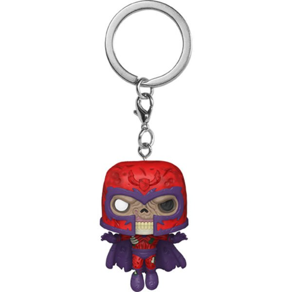 Llavero Pocket POP Marvel Zombies Magneto