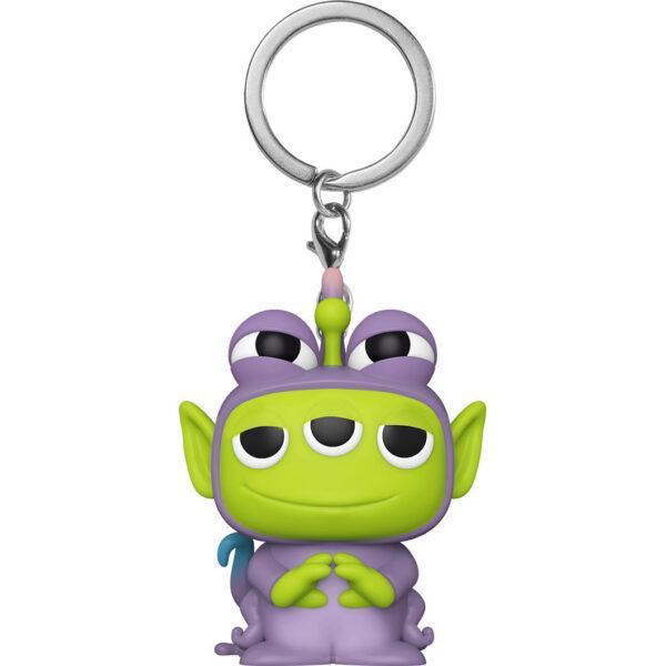 Llavero Pocket POP Disney Pixar Alien Remix Randall