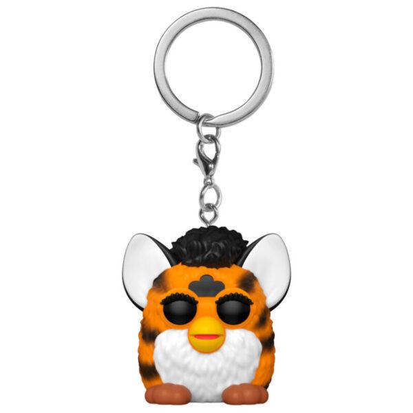 Llavero Pocket POP Tiger Furby