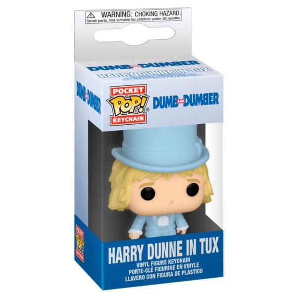 Llavero Pocket POP Dos Tontos Muy Tontos Harry In Tux