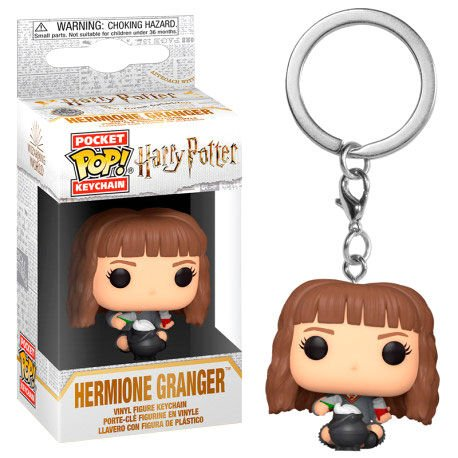 Llavero Pocket POP Harry Potter Hermione with Potions